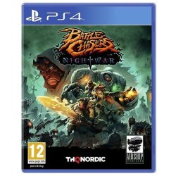 Battle Chasers Nightwar Sony PlayStation 4 Action PEGI 12