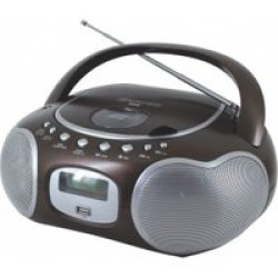 Soundmaster CD Radio tragbar »SCD4200«
