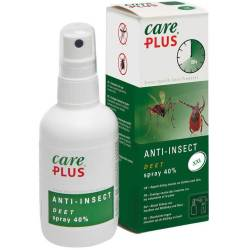 Care Plus Anti Insect Deet 40 XXL 200 ml Spray