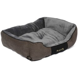 Scruffs Chester Box Bed Grafit (Grau) XL