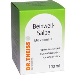 Beinwell Salbe Dr. Theiss 100ml