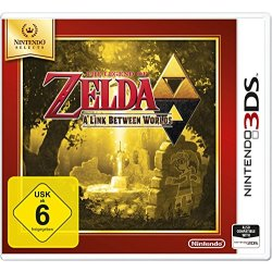 The Legend of Zelda A Link Between Worlds Nintendo Selects 3DS