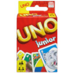 Uno Junior Playing Card Game