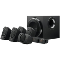 Logitech Z906 Surround Sound 5.1 Lautsprechersystem (500 W)