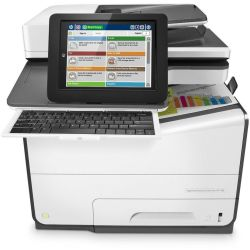 HP PageWide Enterprise Color Flow 586z Tintenstrahl Multifunktionsgerät G1W41A