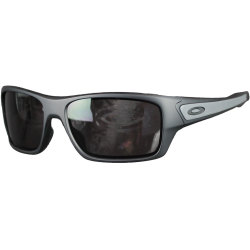 Oakley Brille Turbine Matte Black Warm Grey