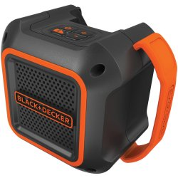 Black Decker Bluetooth Lautsprecher 18 V BDCSP18N