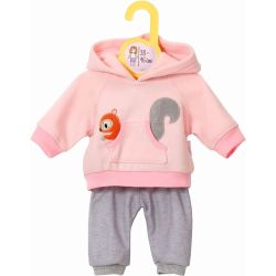 Zapf Creation Dolly Moda Sport Outfit Pink 38 46 cm