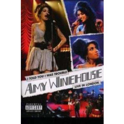 Amy Winehouse Back To Black I Told You I Was Trouble