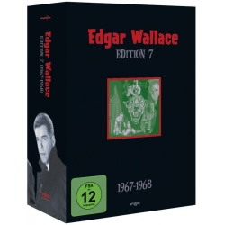 Edgar Wallace Edition Box 7 DVD