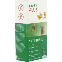 CARE PLUS Deet Anti Insect Lotion 50