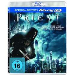 Priest (3D Version) 3D Blu ray Special Edition