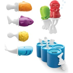 Icelolly Pop Maker Fish 6er Set