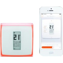 Netatmo Thermostat by Starck Thermostat kabellos NTH01 DE EC