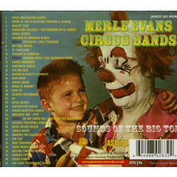 Merle Evans Circus Band Sound Of The Big Top (CD)