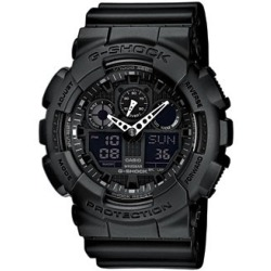 Casio GA 100 1A1ER G Shock Herrenuhr