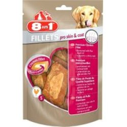 8in1 Fillets Pro Skin Coat Premium Hähnchenfilet S