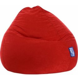 SITTING POINT BeanBag Easy XXL Sitzsack rot