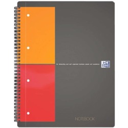 OXFORD Collegeblock Notebook A4 kariert