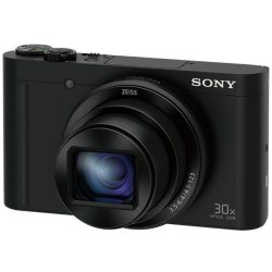Sony »Cyber Shot DSC WX500« Superzoom Kamera (18 2 MP 30x opt. Zoom WLAN (Wi Fi) NFC 30 fach optischer Zoom)