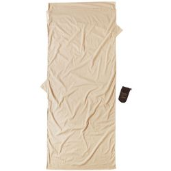 Cocoon Schlafsack »Insect Shield TravelSheet Inlet Egyptian Cotton«