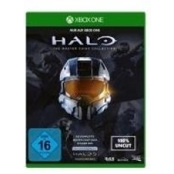 Halo The Master Chief Collection Standard Edition Xbox One