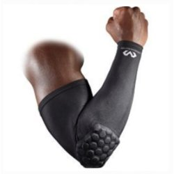 McDavid 6500 HexPad Power Shooter Arm Sleeve Ellenbogenschützer