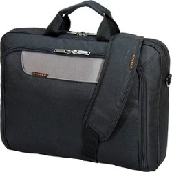 Everki Advance Laptop Tasche 17 3 Schwarz
