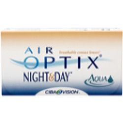 Air Optix Night Day Aqua 6 Pack Kontaklinsen