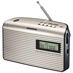 Grundig Radio »Music 7000 DAB Black Pearl«