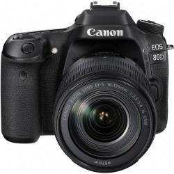 Canon EOS 80D Kit EF S 18 135mm 1 3.5 5.6 IS USM