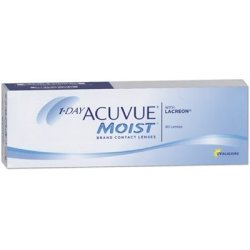 Acuvue 1 Day Acuvue Moist (1x30) 14.2 DIA 8.5 BC 03.75 DPT