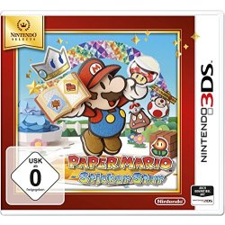 Paper Mario Nintendo Selects 3DS