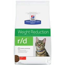 Hill's Pet Nutrition Prescription Diet Feline R D Mit Huhn 5kg