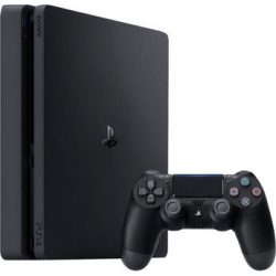 Sony PlayStation 4 Slim Black 500GB