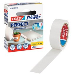 tesa extra Power Gewebeband Perfect 2 75 m x 19 mm