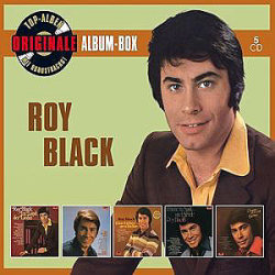 Black Roy Originale Album Box CD
