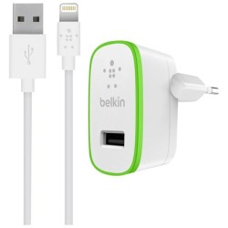 Belkin Lader »Wandlader Lightning Kabel für Apple«