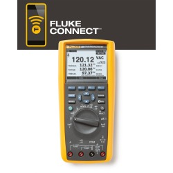 FLUKE 289 Multimeter 289 digital TRMS mit Trenddarstellung