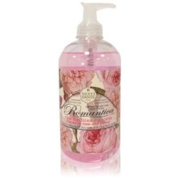 Nesti Dante Romantica Rose and Peony Flüssigseife 500 ml