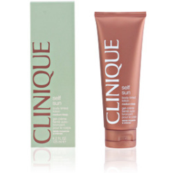 Clinique Self Sun Body Tinted Lotion Medium Deep (125 ml)