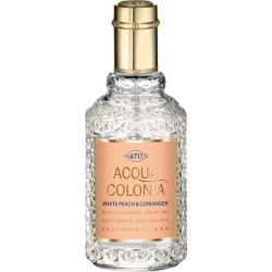 ACQUA COLONIA WHITE PEACH CORIANDER eau de cologne spray 50 ml