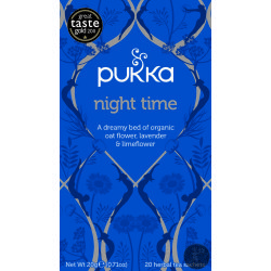 Pukka Night Time Bio 20 Teebeutel