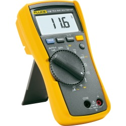 FLUKE 116 Multimeter 116 digital 6000 Counts TRMS