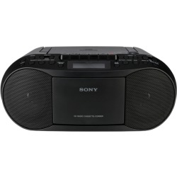 SONY CFD S70B Tragbarer CD Player