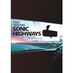 Foo Fighters Sonic highways 4 DVD Standard