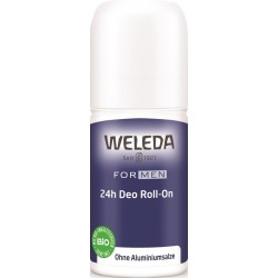 Weleda Deodorant Men 24h Roll On 50ml