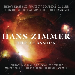 VARIOUS Hans Zimmer The Classics CD